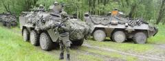 """Die """"European Advance 2013"""" (EURAD13) war das größte Heeresmanöver im Jahr 2013 © Doppeladler.com"""