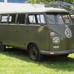 VW Bus des Bundesheeres © Doppeladler.com
