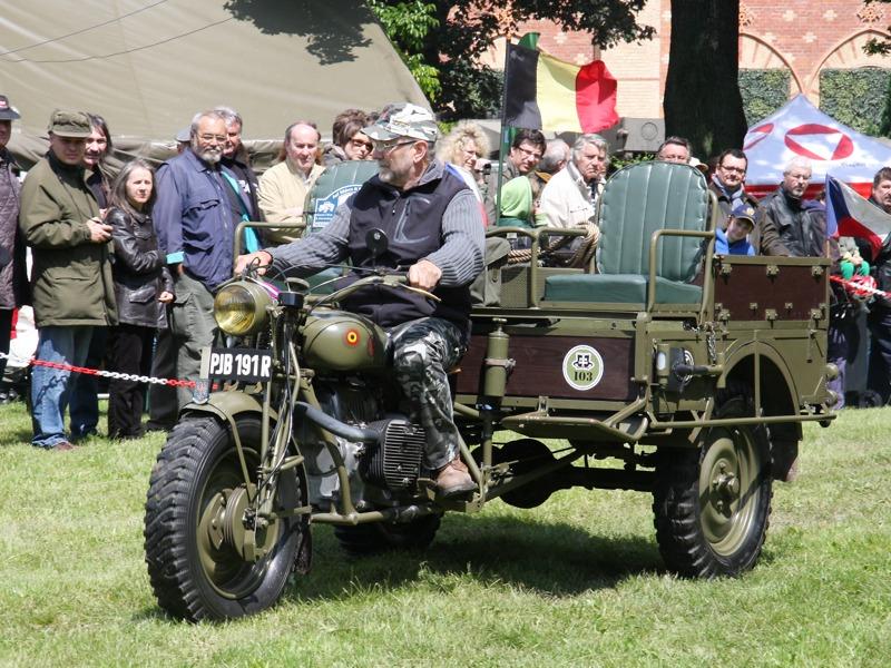 Belgisches FN 12a SM Tricar © Doppeladler.com