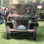 Willys Jeep (gl LKW 1/4t, off) einer Fernmeldeeinheit des Bundesheeres © Doppeladler.com