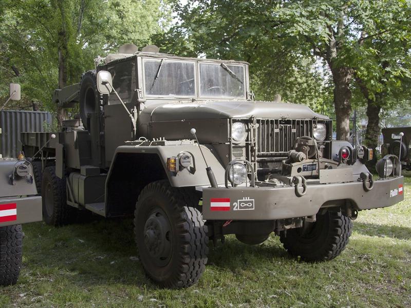 GMC M35 Bergefahrzeug © T. Hufnagel