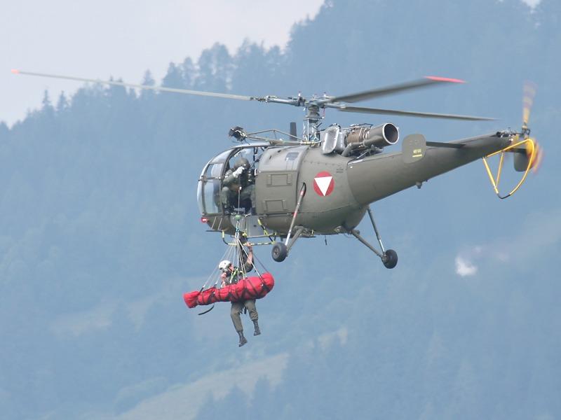Sud-Aviation Alouette III - SA-316B