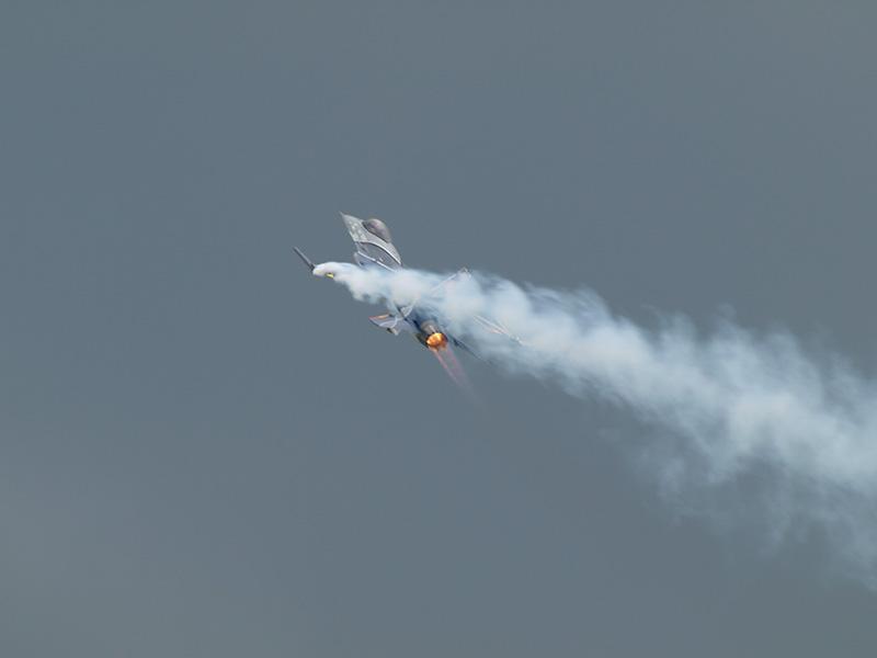 CT1 - Belgische F16 © Chrisu