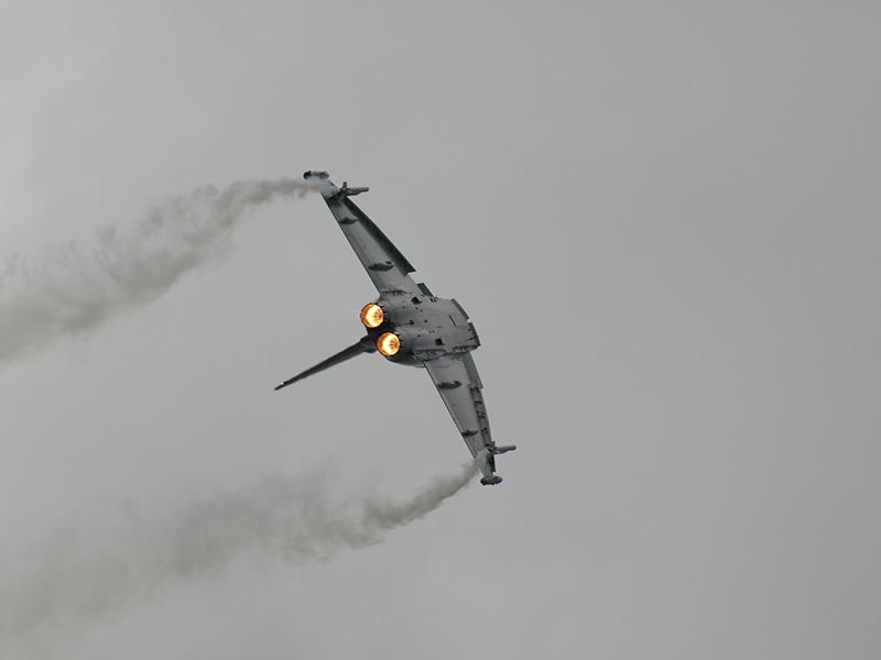 CT2 - ÖBH Eurofighter Typhoon © Chrisu