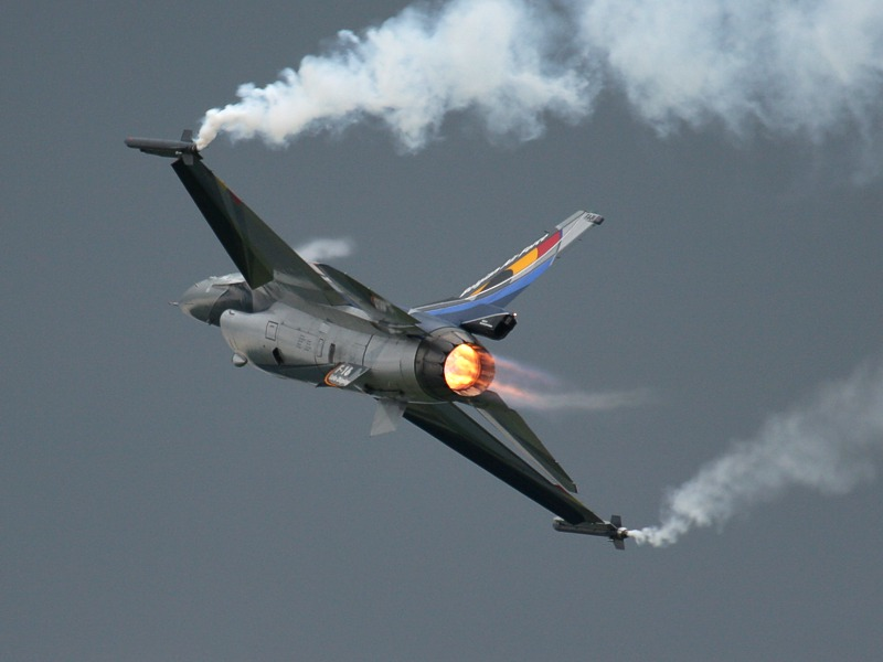 Lockheed Martin F-16 MLU Fighting Falcon