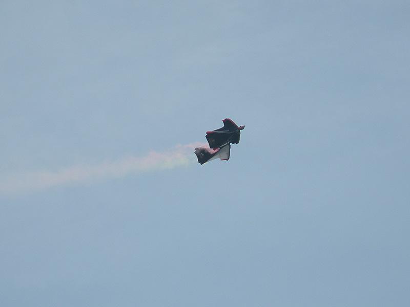 FH3 - Wingsuitspeed, die Geschwindikeit der Wingsuits und die enge Formation © fhundsbe