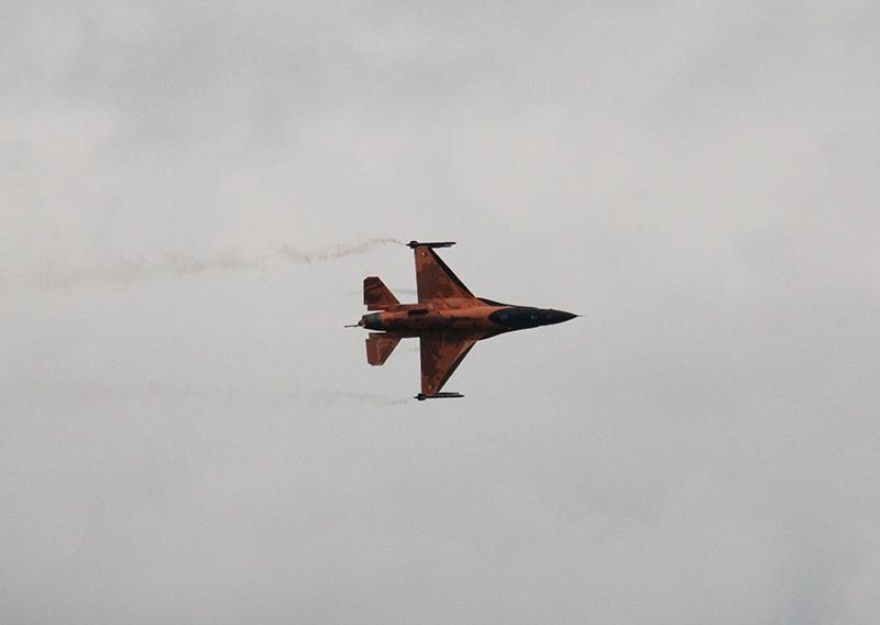 FS3 - Holland F-16 Fighting Falcon © CuF