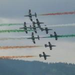 HG3 - Frecce Tricolori - Flugrichtung unbekannt © Herbie Go