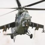 Mil Mi-24D Hind der tschechischen Streitkräfte