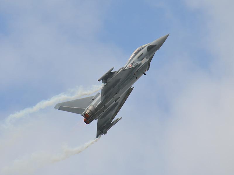 HM1 - Eurofighter Typhoon © Harald Mairinger