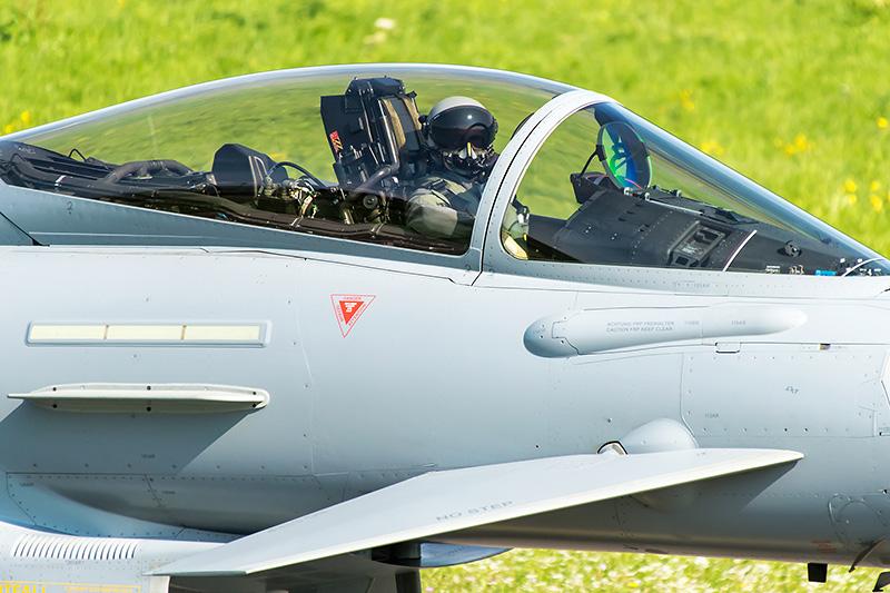 KR3 - Eurofighter österreichisches Bundesheer © Karl Roth