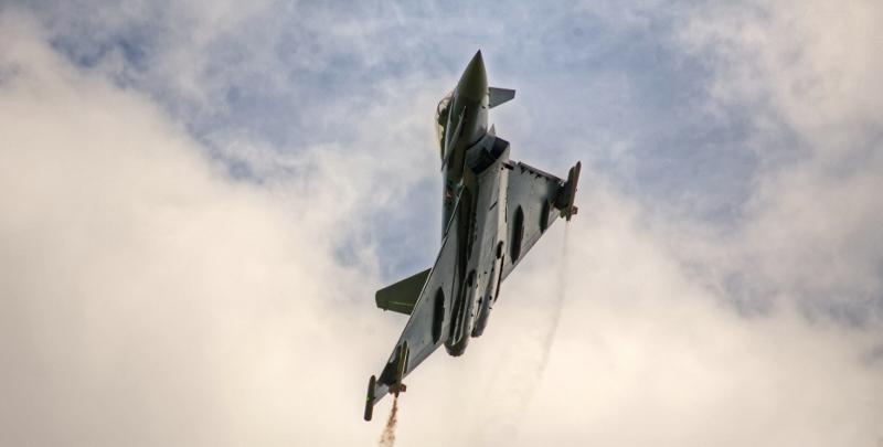 LV2 - Eurofighter Typhoon © Leo Vacek
