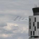 MX2 - Italienische Flugstaffel mit Tower © Michael Grosch