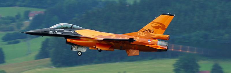 OO2: Lockheed Martin F-16 MLU Fighting Falcon © Oliver Oszwald