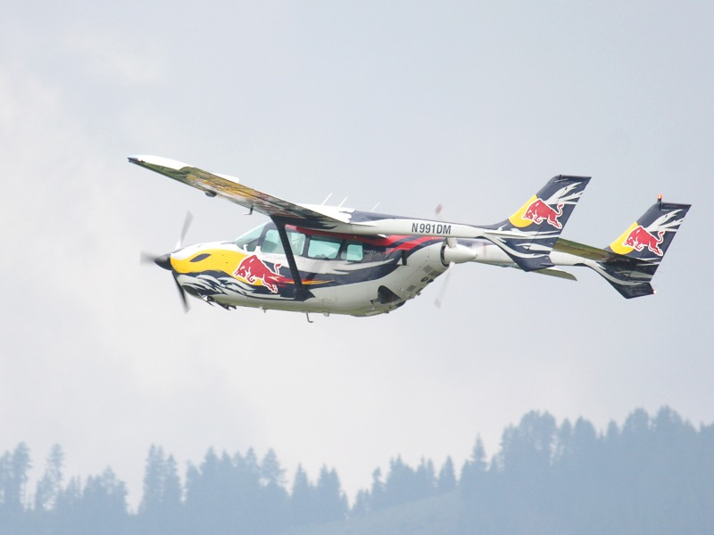 """Cessna 337 D Skymaster """"Push Pull"""""""