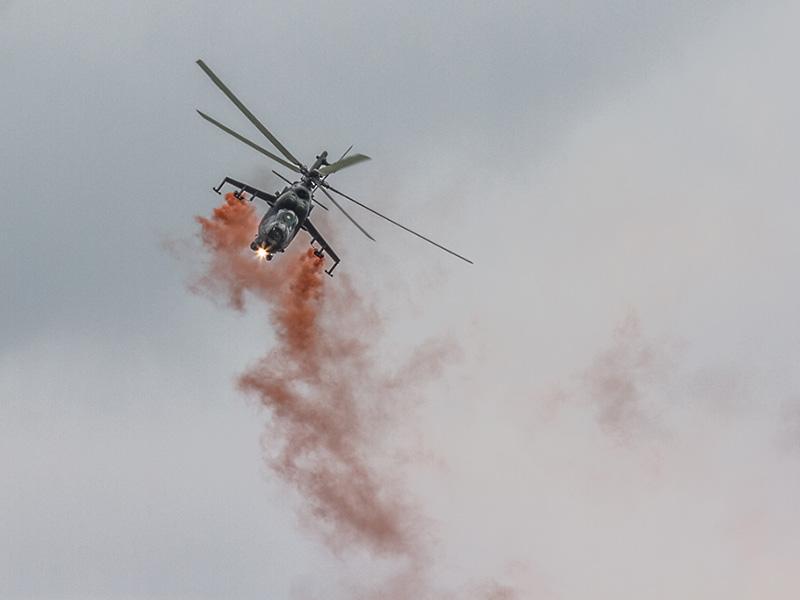 SB1 - Mil Mi-24 ''Hind'' © Stefan Brebera