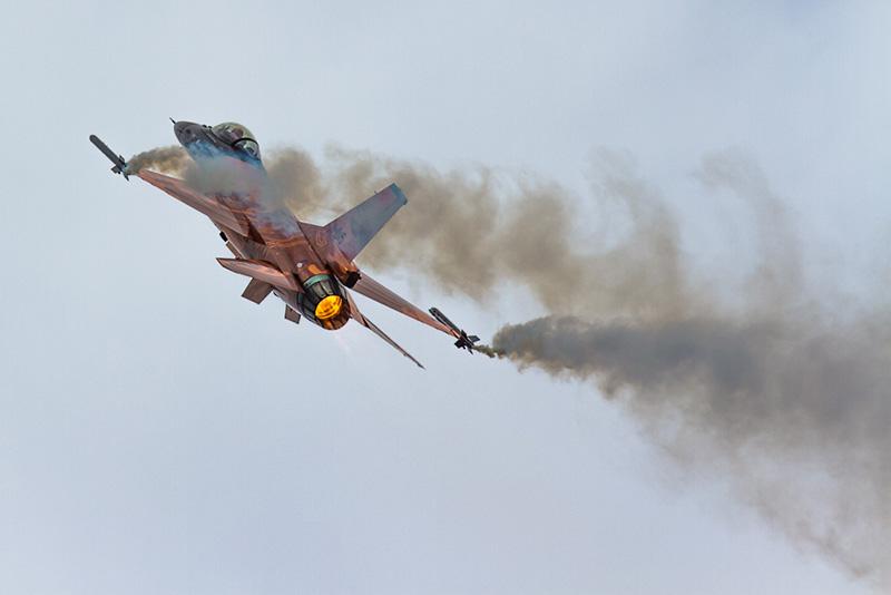 SB2 - F-16 AM Fighting Falcon © Stefan Brebera