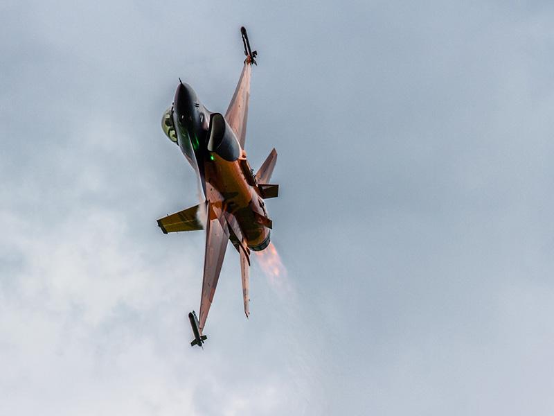 SB3 - F-16 AM Fighting Falcon © Stefan Brebera