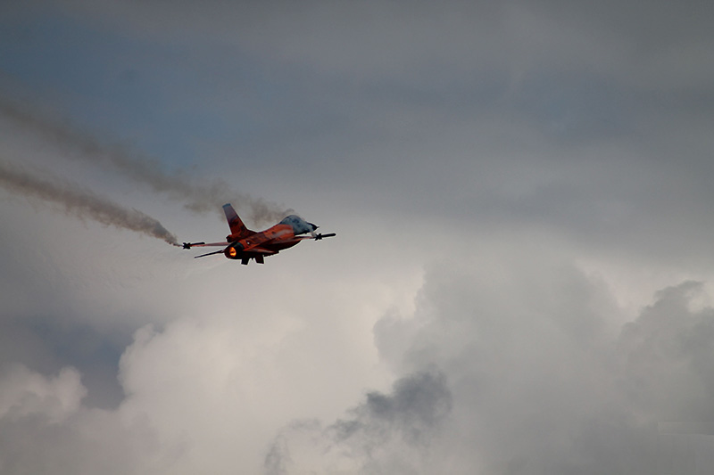 SF2 - F16 AM Fighting Falcon © Stefan Fink