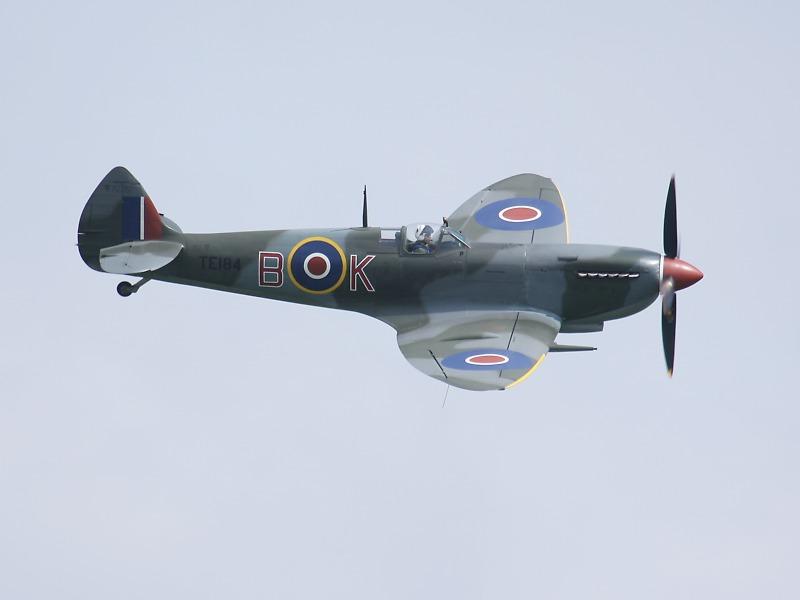 Supermarine Spitfire Mk. XVIe TE184