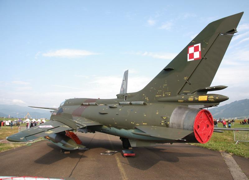 Sukhoi Su-22M-4 Fitter-K