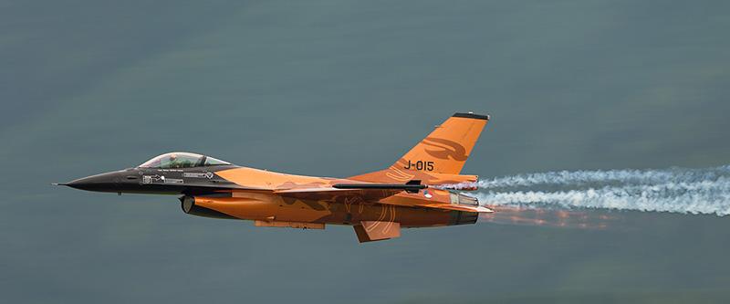 TA2 - niederländische F-16 © Thomas Alberer