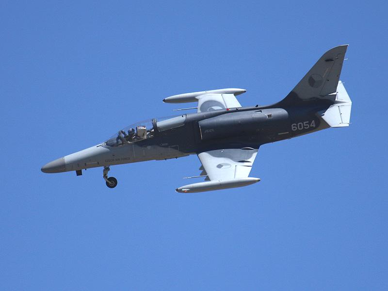 Aero Vodochody L-159 ALCA (Advanced Light Combat Aircraft)