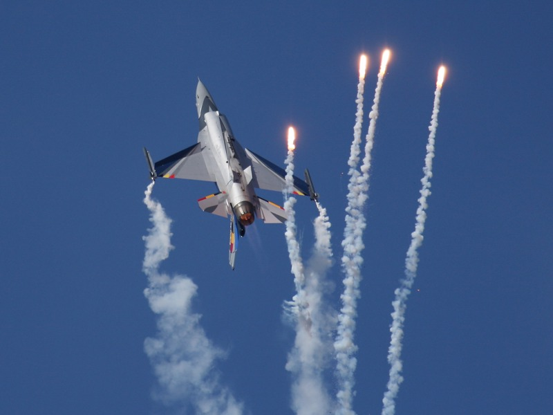 General Dynamics F-16AM Fighting Falcon FA84