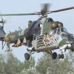Mil Mi-35 Hind 3361 der tschechischen Streitkräfte