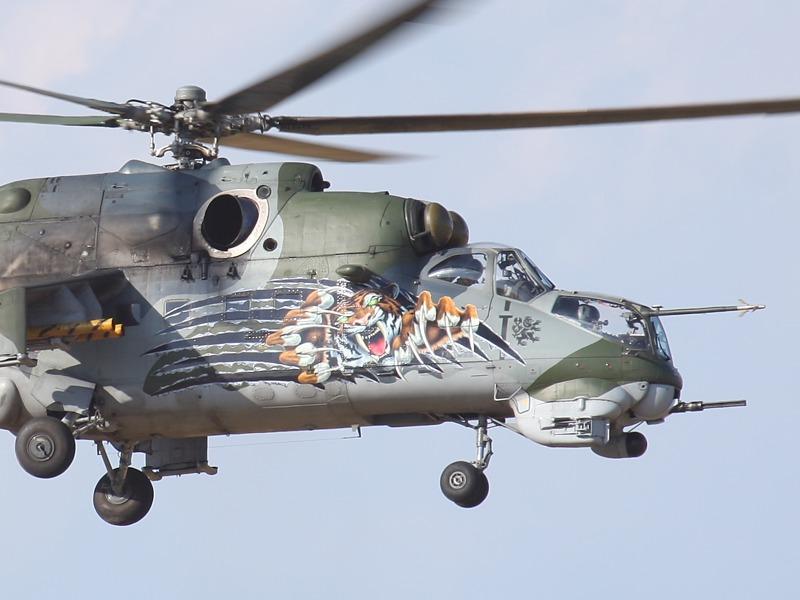Mil Mi-35 Hind 3361