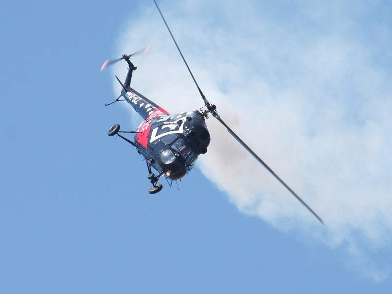 Mil Mi-2 Hoplite HA-BCI