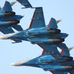 Russian Knights close up