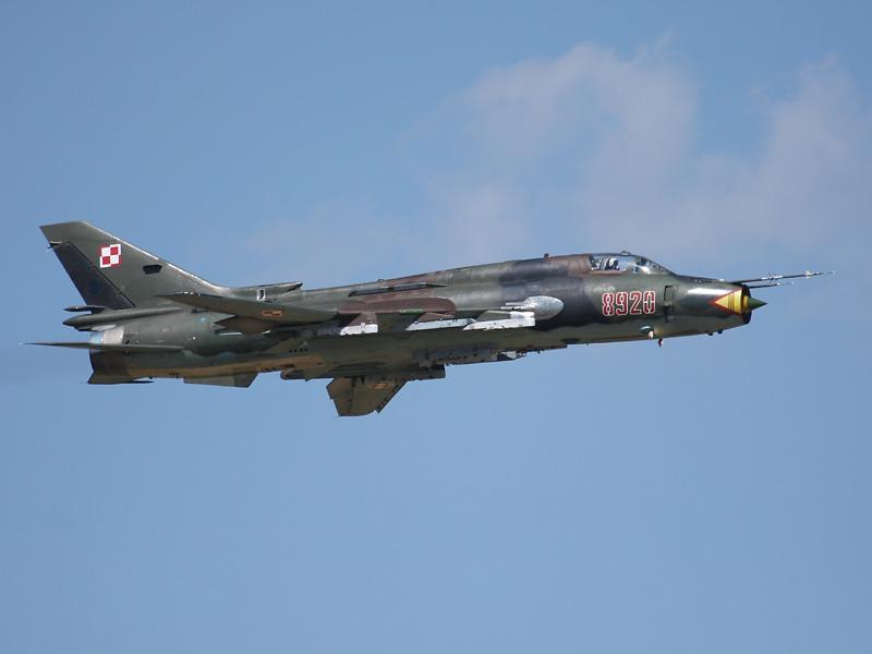 Suchoi Su-22 M4K Fitter 8920