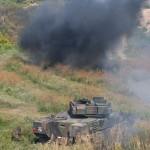 Schützenpanzer Ulan im Feuerkampf