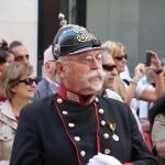 Der Ordnungshüter sorgt für ein Durchkommen © Doppeladler.com