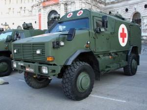 Dingo 2 Notfallfahrzeug (ATF NF) © Doppeladler.com