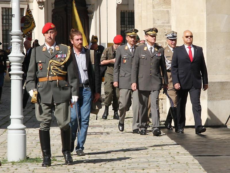 Ehrengäste © Doppeladler.com