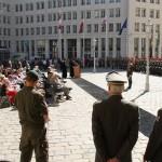 Festakt am Wiener Minoritenplatz © Doppeladler.com