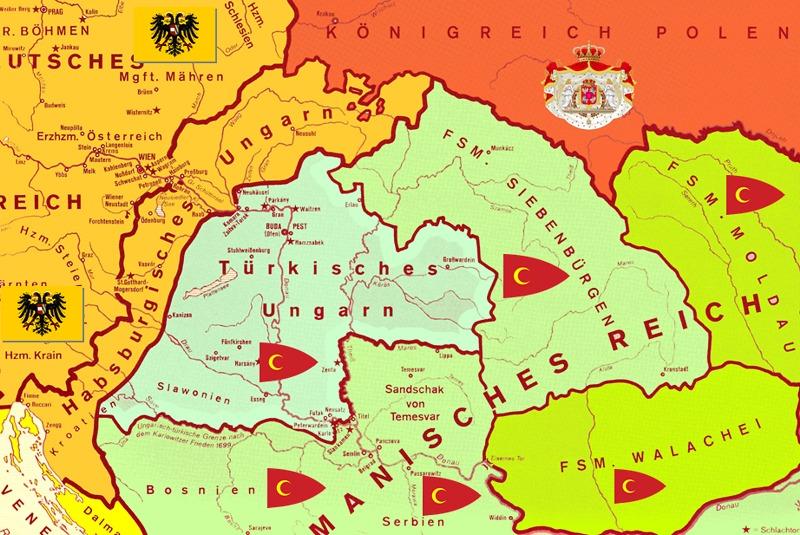 Karte 1683