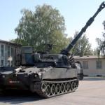Panzerhaubitze M109 A5Ö