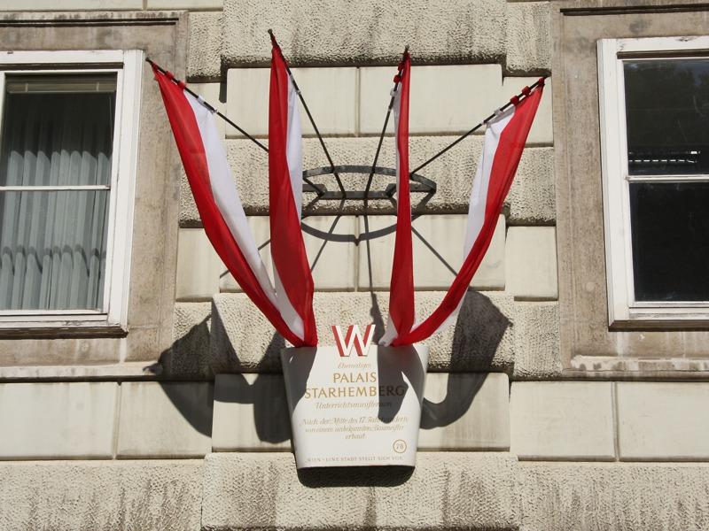 Heute das Unterrichtsministerium © Doppeladler.com