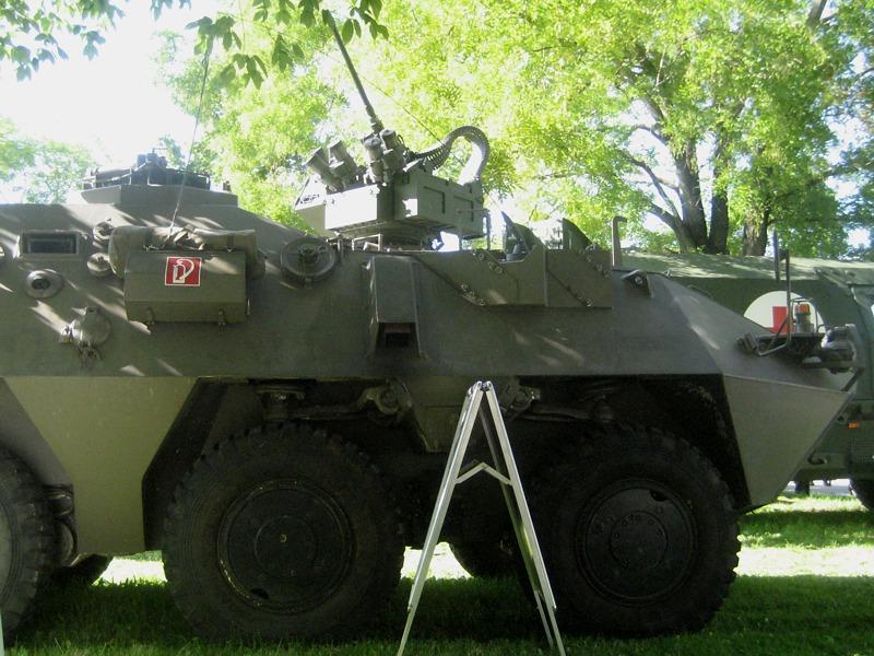 Radpanzer Pandur EFWS © theoderich