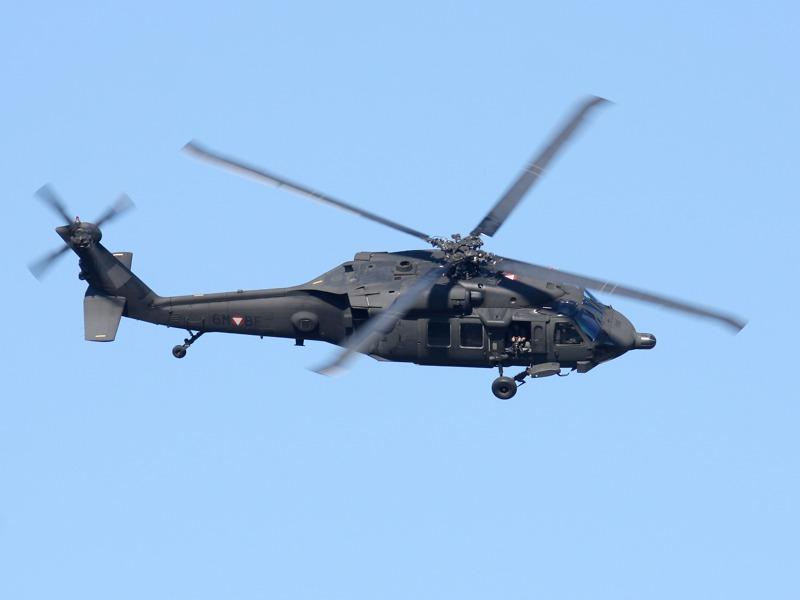 Der Black Hawk kehrt zurück
