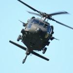 Auch der Black Hawk verabschiedet sich