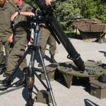 Schwerer Granatwerfer sGrW 86 im Kaliber 120mm