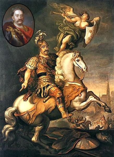 König von Polen Johann III Sobieski
