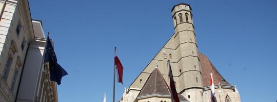 Wiener Minoritenkirche © Doppeladler.com