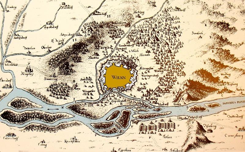 14. Juli 1683. Die Reichshauptstadt von Wien ist komplett vom osmanischen Heer eingeschlossen.