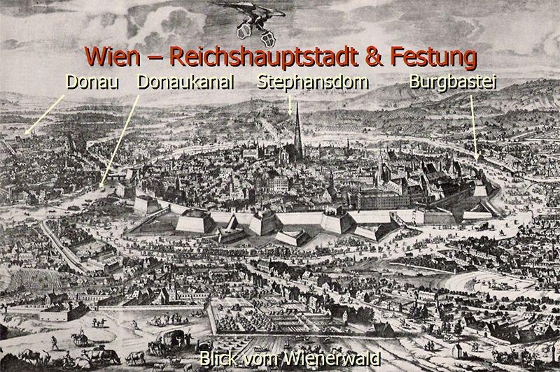 Wien 1683 - Reichshauptstadt & Festung