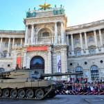 Kampfpanzer Leopard 2A4 © Bundesheer